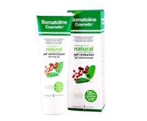 Somatoline Cosmetics Natural Gel Reductor 250 Ml NUEVO