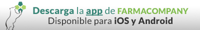 Consigue la app de Farmacompany para iOS y Android