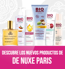 Productos Nuxe Paris