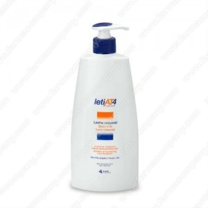 Leti At-4 Leche Corporal 500ml