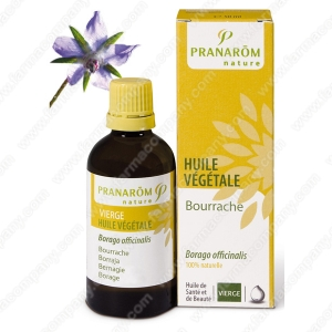 Aceite Vegetal Borraja 50 Ml Pranarom