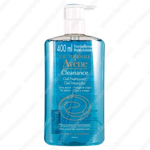 Avene Cleanance Gel  Limpiador 400ml.