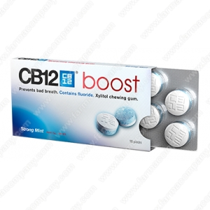 CB12 10 Comprimido Chicle Pastillas