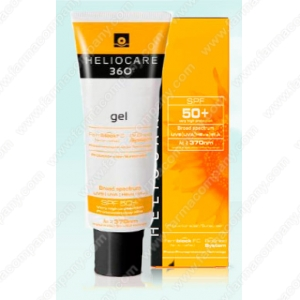 Heliocare 360 Gel SPF +50 60 Ml