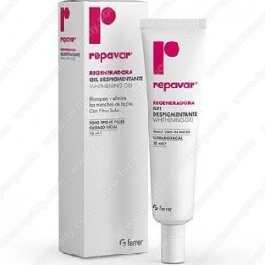 Repavar Regeneradora Gel 30 Ml
