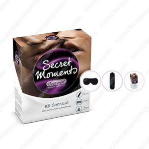 Kit Sensual Secrets Moments 1