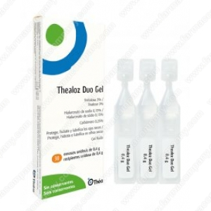 Thealoz Duo Gel. 30 unidosis