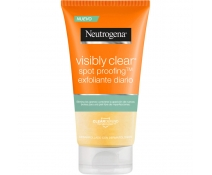 Neutrogena Visibly Clear Spot Proofing Exfoliante Diario Diario Pieles Con Imprefecttiones 150 Ml