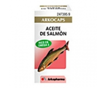Arkocapsulas Salmon 80 Caps