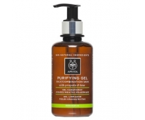 Apivita Puryfying Gel Limpiador Grasas/Mixtas 200 Ml