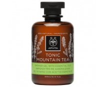Apivita Tonic Mountain Gel De Baño Con Té De Montaña 300 Ml