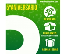 Regalo 5 Anivarsario Farmacompany