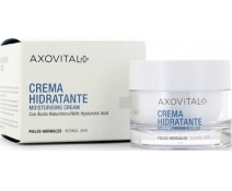 Axovital Crema Hidratante Piel Normal 50 Ml