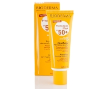 Bioderma Photoderm Max 50+ Aqua-Fluide Toque Seco Anti Brillo 40 Ml