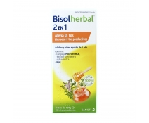 Bisolherbal 2 en 1 Jarabe 133 ml