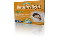 Tiras Nasales Breathe Right Junior