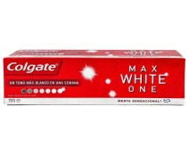 Colgate Max White One Pasta Dental Blanqueante 75 ml.