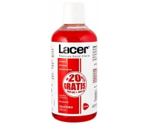 Lacer Colutorio Sin Alcohol 600 Ml 20% Gratis