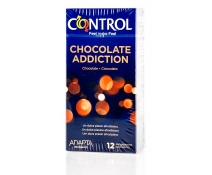 Control Chocolate Addiction 12 preservativos