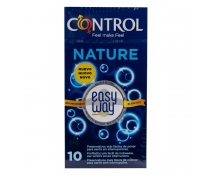 Preservativos Control Nature Easy Way 10 Und