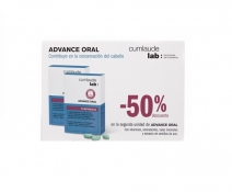 Rilastil Cumlaude Lab Advance Oral Anticaida 30+30 Comprimidos