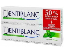 Dentiblanc Extrafresh Pasta Dental Duplo 2x100 Ml 50 % Dto en 2ª Unidad