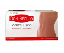 Don Regulo Vientre Plano 45 Caps