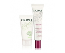 Caudalie Vinosource Fluido Matificante Hidratante 40 ml+ Mascarilla Purificante 50 ml de Regalo