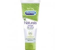 Durex Naturals Intimate Gel 100% Natural 100 Ml