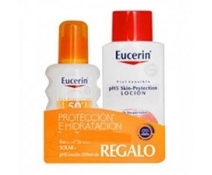 Eucerin Sun Spf 50 Spray Transparente 200 Ml + REGALO pH5 Locion 200ml