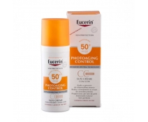 Eucerin Sun CC Cream - Crema con Color Tono Medio 50 Ml