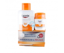 Eucerin Sun Kids Loción Spf 50+ 400 Ml + Regalo Eucerin Sun Kids FPS50+ Pocket 50ml