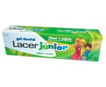 Lacer Gel Dental Junior Menta75 Ml