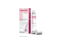 Repavar Regeneradora Gel de Silicona Roll-On Cicatrices Cara y Cuerpo 20 ml