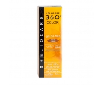 Heliocare 360 Gel Oil Free SPF 50+ Bronze INTENSE, 50ml+