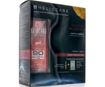 Heliocare Ultra 90 Gel 50 Ml + Endocare-C Oil Free 7 Ampollas REGALO + Endocare C Peel 3 Unidades RE