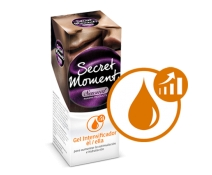 Gel Intensificador El Ella Secrets Moments 50 Ml