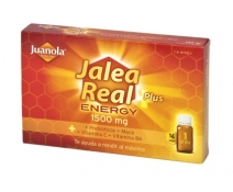 Juanola Jalea Real Plus Energy 1500 ml 14 Viales