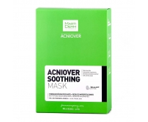 Martiderm Mask Acniover Soothing. 10 unidades.