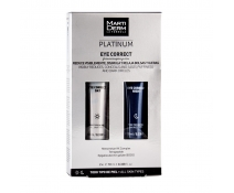 Martiderm Platinum Eye Correct. Day + Night. 2 x10ml.