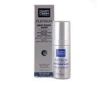 Martiderm Platinum Night Renew Serum 30ml.