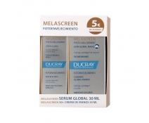 Ducray Melascreen Pack Serum Global + Crema de Manos