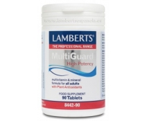 Lamberts Multi-guard High Potency 90 Cápsulas