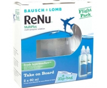 Bausch -Lomb Renu Flight Pack