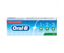 Oral-B Dentifrico 100ml. Blanco Delicado