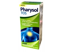 Pharysol Tos Jarabe 100% Natural  170ml