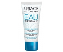 Uriage Crema Rica De Agua Termal 40 Ml