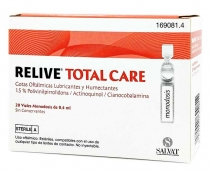Relive Total Care 20 monodosis 0.40Ml