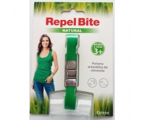 Repel Bite Pulsera Natural Antimosquitos Aromatica De Citronela