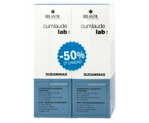 Cumlaude Lab Rilastil Sudaminas Suspension 2X150 Ml DUPLO